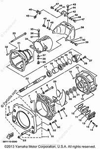 Yamaha Boat 2003 Oem Parts Diagram For Jet Unit 1