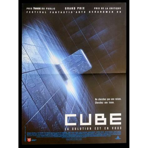 Hot celebrity pics and photos, desktop wallpapers and celebrities gossip and screen savers and videos. CUBE French Movie Poster 15x21 - 1997 - Vincenzo Natali ...