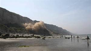 Survey Statistics Cliff Collapse At St Jouin Bruneval Normandy On 15 July