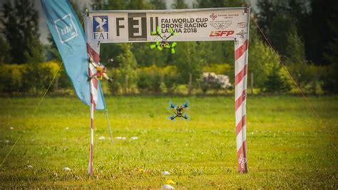 Nedēļas nogalē pasaules kauss sacīkšu droniem Priekuļos - Citi sporta veidi - Sportacentrs.com