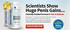 Apexatropin Real Reviews  Male Enhancement Pills Does It Really Work