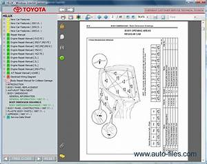 Toyota Hilux Rzn142  Vzn167  Kzn165  Kdn145  Repair