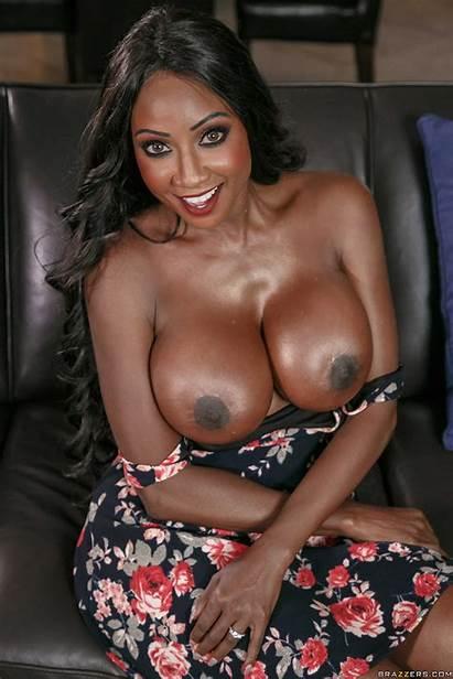 Fucking Busty Woman Milf Ebony Jackson Diamond