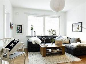 Great Apartment Living Room Decor : Ideas for Apartment ...