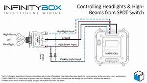Wiring Diagram Single Throw Double Pole Switch