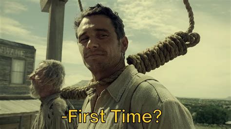 First Time - Meme Template Of The Ballad Of Buster Scruggs