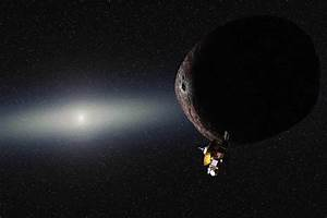 New Horizons' Sharpest Photos of Pluto, Now in Color | WIRED