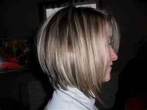 Coupe Carré Effilé Mi Long : coiffure carre plongeant long effile ~ Melissatoandfro.com Idées de Décoration