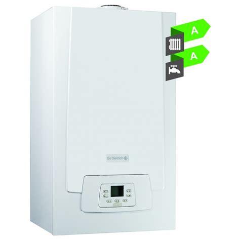 Kondensācijas gāzes katls DeDietrich MPX MI Compact (3.4-24/28/33 kW), ar caurplūdes ūdens ...
