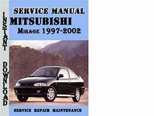 Mitsubishi Mirage 1997