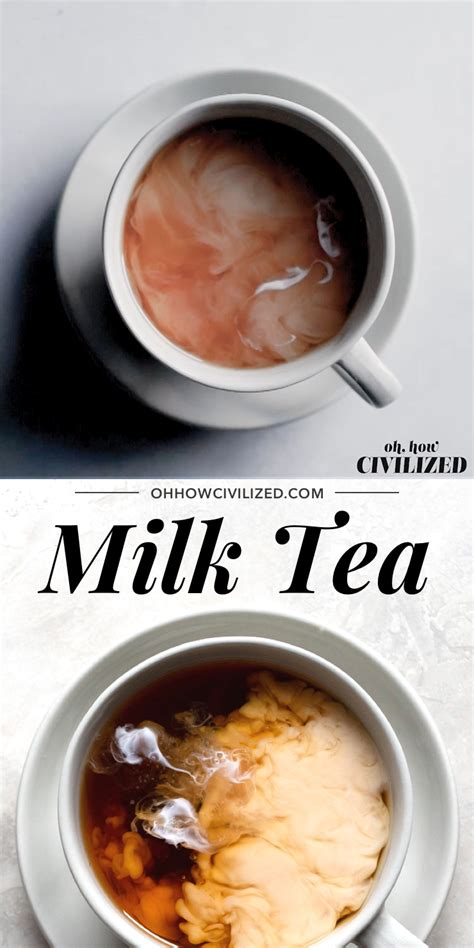 This is another one of those times where the recipe is not necessary but i'll throw one in anyway for those who find comfort in it. Make your #tea time creamy and sweet with milk tea. Super simple and delicious, my milk tea ...