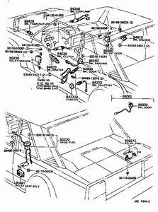Toyota Mr2 Gasket  Oxygen Senso  Electrical  Exhaust