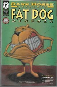 We just didn't send you that email or generate that link.… DARK HORSE PRESENTS #116 (NM) FAT DOG MENDOZA | eBay