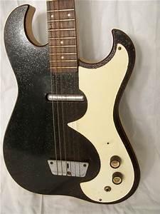 Silvertone 1451 Guitar Pickups