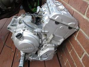 Sell 2002 Yamaha R6 Engine Motor Only 13  Good Condition