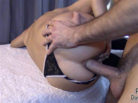 Portuguese Threesome Webcam Ass Destroyed Classroom Dolly Got Butt Crack By Immense Hubby Asshole Creampie!