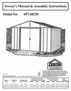 Arrow Floor Frame Kit Fb109 A Instructions