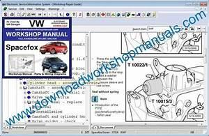 Vw Workshop Manual Free Download