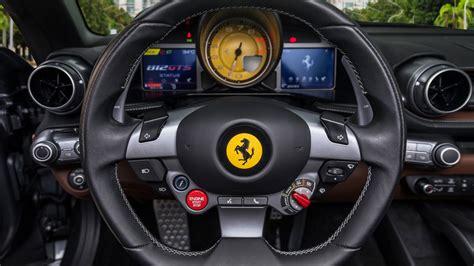 2020 ferrari 812 gts spider (interior, exterior and drive)technical specifications: Ferrari 812 GTS Interior 4K HD Cars Wallpapers | HD Wallpapers | ID #59447