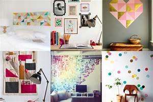 Zimmer Deko Diy : bunte diy deko die das zimmer aufhellen ~ Eleganceandgraceweddings.com Haus und Dekorationen