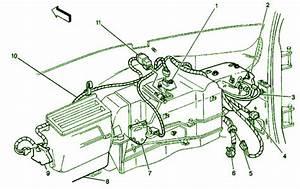 99 Chevrolet Suburban Under The Dash Fuse Box Diagram