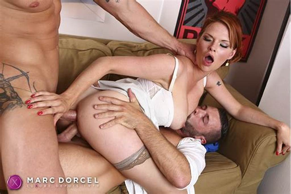 #Tarra #White #In #Hard #Dp #With #Two #Strangers #For #My #Wife