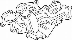Ford Explorer Engine Water Pump Gasket