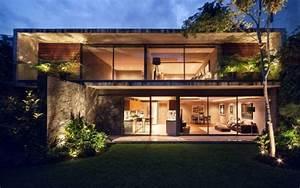 Architecture Maison Design Moderne Par Jjrr Arquitectura