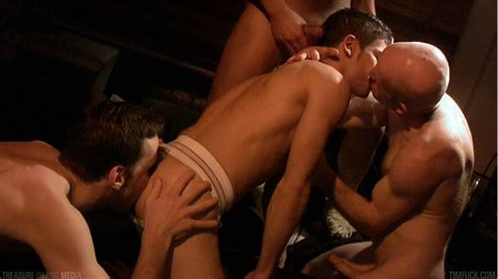 #Hungry #Bottom #Services #3 #Tops #With #His #Ass