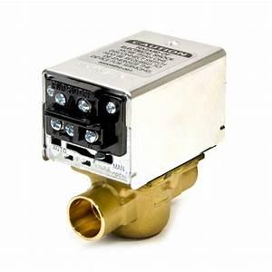 Honeywell V8043f1036 3  4 U0026quot  Sweat Zone Valve
