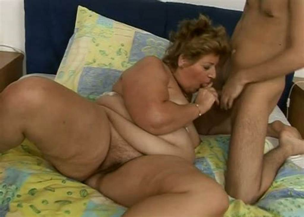 #Fat #Old #Granny #With #Bearded #Clam #Is #Getting #Hammered #Bad
