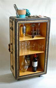 Creative, Diy, Ideas, With, Old, Suitcase