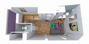 cuisine pour studio simple cuisine equipee pour studio With beautiful meuble gain de place cuisine 4 architectes paris studio gain de place paris