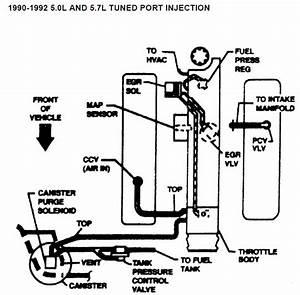 1986 Jeepanche Vacuum Lines Diagram