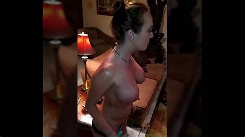 #Drunk #Hot #Wife #Stripping #For #Me #And #My #Friend