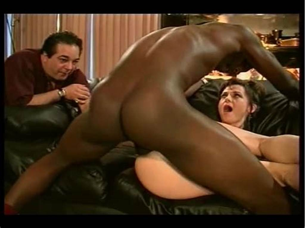 #Milf #S #First #Time #With #Bbc #While #Husband #Watches