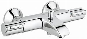 Mitigeur Thermostatique Douche Grohe : notre avis sur le mitigeur bain douche thermostatique ~ Melissatoandfro.com Idées de Décoration