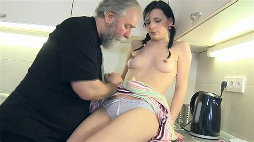 #Pigtailed #Brunette #Teen #Gets #Her #Pussy #Licked #And #Fucked