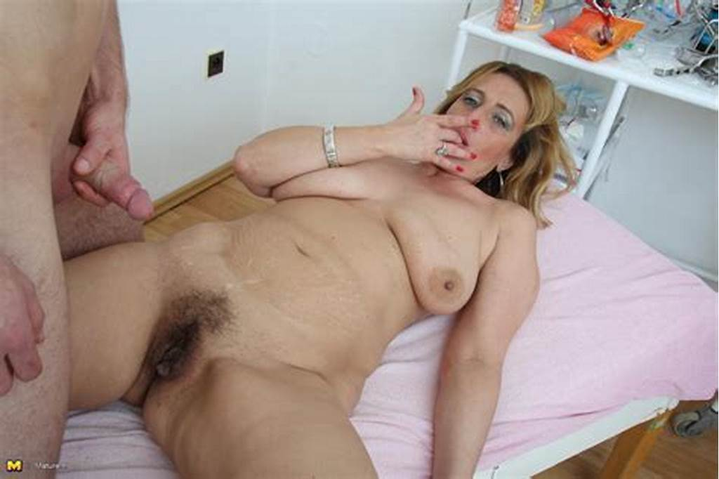 #This #Horny #Mature #Slut #Loves #Her #Visits #To #The #Doctor