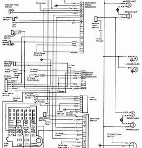 1997 Chevy S10 Radio Wiring Diagram