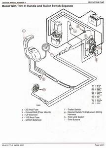 Mercruiser Trim Gauge Wiring Diagram