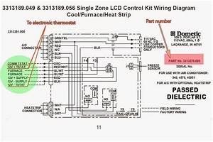 2005 Dometic Rv Air Conditioner Wiring Diagram