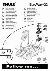 Euroway G2 Bike Carrier Hitch Fitting Instructions Pdf  4