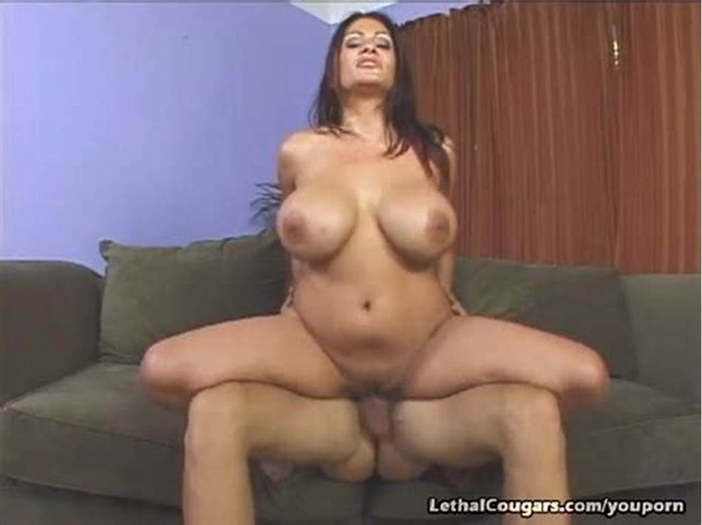 #Big #Titty #Cougar #Riding #Guys #Long #Dick