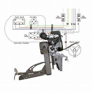 Wiring Diagram Sport Merc 25 And 27 Kohler For Outboard