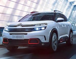 C5 Aircross Dimensions : citroen c5 aircross new suv revealed at shanghai motor show 2017 cars life style ~ Medecine-chirurgie-esthetiques.com Avis de Voitures