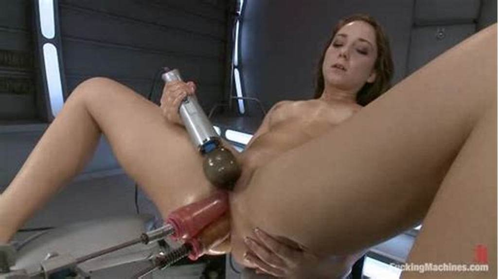 #Double #Dildo #Machine