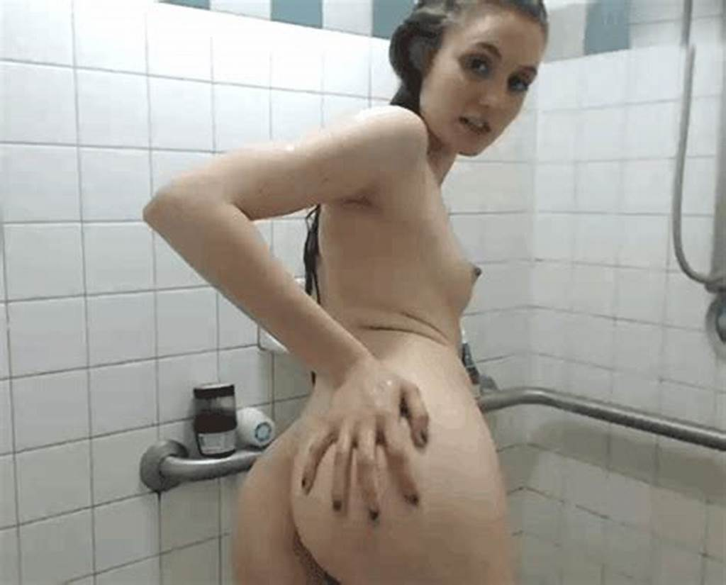 #Perky #Teen #Naked #In #The #Shower