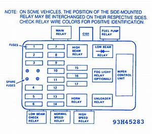 Bmw 735i V6 1989 Fuse Box  Block Circuit Breaker Diagram