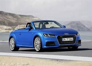 Audi Tt 180 : audi tt roadster 8s 1 8 tfsi 180 hp ~ Farleysfitness.com Idées de Décoration
